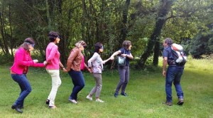 Team-Building Chemin Aidant