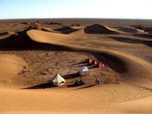 Itinérance Désert Marocain