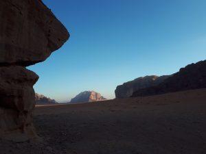 Itinérance dans le désert