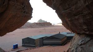 Itinérance accompagnée dans le désert